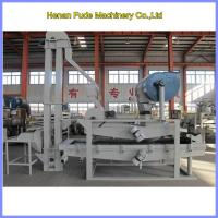 Quality pumpkin seed separating and hulling equipment for sale