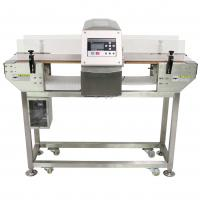 China 304 Stainless Steel Food Safety Detector , Meat / Bakery Metal Detection , HACCP Accreditation on sale