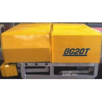 Quality Traffic Yellow 750kg Truck Mounted Attenuator Aluminum Alloy for sale