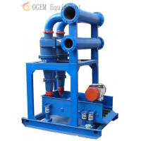 Quality Hydrocyclone Desander Drilling Fluid Service Solids Control for sale