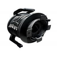 Quality Portable Retractable Cable Reel ForVarious Tactical Communication FO Cable for sale