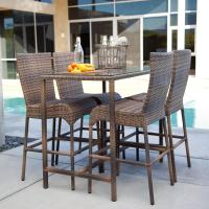 China patio bar set WF-5015 on sale