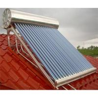 China High Quality Solar Water Heater for home bathroom on sale