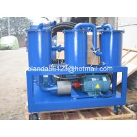 Quality Economical Portable Oil Purifier Plant   Dirty Oil Cleaning Machine Series JL-50(50LPM) for sale