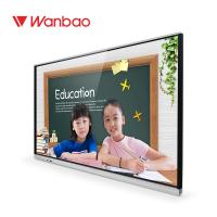 Quality 65 '' Big Indoor Education Interactive Whiteboard Touch Advertising LED Display for sale
