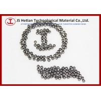 Excellent strength Tungsten Carbide Ball 1 - 3 μm medium grain size for ball milling