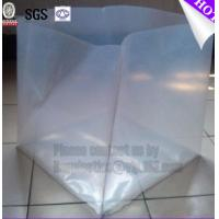 China Custom Reusable PVC Pallet Cover,Waterproof Pallet Bag,Recycled 100%Polyester on sale