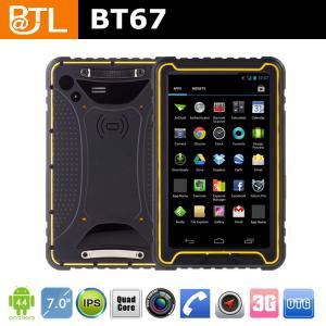 Buy cheap BATL BT67 nfc OTG industrial tablet with camera sunlight readable tablet for fleet tablet product