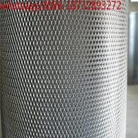 Quality diamond steel mesh sheet/ expanded metal railing/9 gauge expanded metal thickness/ steel diamond grate/metal mesh roll for sale