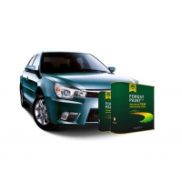 Quality Quick Dry Forest Acrylic Flash Clear Pearl Automotive Paint for sale