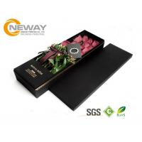 Quality Flower Gift Box Craft Kraft Brown Cardboard Square Floral Packaging Boxes for Rose for sale