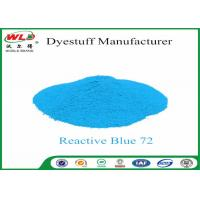 Custom Blue Fabric Dye Reactive Turquoise Blue P-GR C I Reactive Blue 72