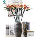82cm Height Artificial Strelitzia Plant Customized Design Beautiful Shape for sale