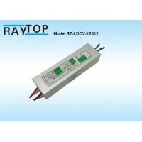 Quality 10W LED Waterproof Driver IP67 Outdoor 12V Constant Voltage Led Driver Power Supply for sale