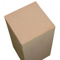 Quality Ceramic Honeycomb Monolithic Catalyst Support for sale