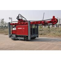 Quality Hydraulic System RC4 Water Well Drilling Rig 97KW / 420 mm Drilling Hole for sale