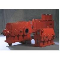 Quality Large Non - circular Gear GMC Gearbox 1400rpm , Gear Transmission box for sale