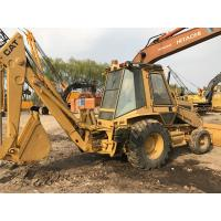 Quality Caterpillar 416C Used Backhoe Loader CAT 3054 Engine 78HP Well Maintenance for sale