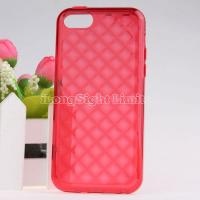 New Cube Square TPU Case cover for iPhone 5C