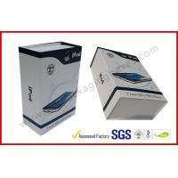 Buy cheap Embossing / UV Coating Rigid Gift Packing Boxes collapsible Rectangle , size customized product