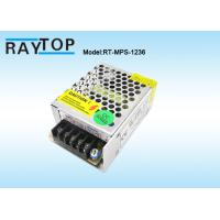 Quality 36W metal cctv power supply for security camera CCTV system access control system for sale