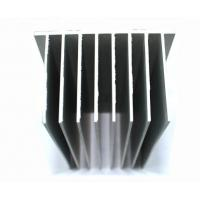 China OEM / ODM Extruded Heat Sink Profiles , Aluminium Profile For Door & Windows on sale