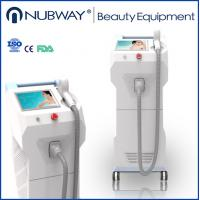 China Painless Permanent Hair Removal 808 Diode Laser Spa And Salon Equipment on sale