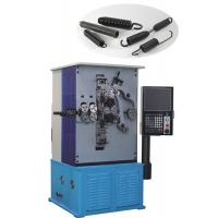 Quality Advanced CNC Wire Forming Machine , Multifunctional Automatic Spring Machine for sale