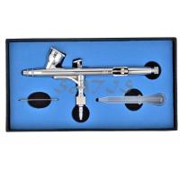 Gravity feed Dual Action Airbrush for Art Body Makeup painting  0.25mm nozzle  9CC