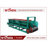 Quality Clay Belt Box Feeder Solid Brick Making Machine Production Line Application for sale