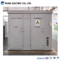 Quality 35 kv padmounted transformers with low operating cost for sale