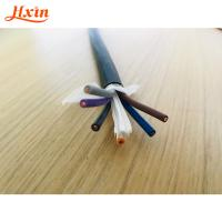 Quality H05VV5-F Cores 12*0.5 mm2 PVC insulated wire flexible copper cable electrical power cable for sale