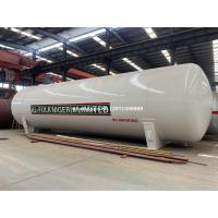 Quality Pressure Vessel 120, 000Liters 120cbm LPG Storage Tanker 60mt 60tons Gas Storage Tank with All Station Equipment for sale