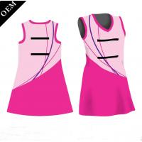 Quality Hot sale netball gym outfit sublimation netball skirt for sale