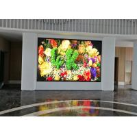 Quality IP54 HD Small Pixel Pitch LED Display Hire Linsn / Nova Control System for sale