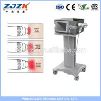 Buy cheap Emitting High Energy Pulse Shock Wave Therapy Machine For Plantar Fasciitis / Tennis Elbow product