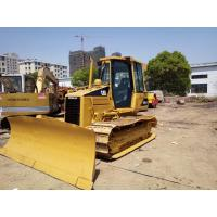 Quality PAT Blade Used Crawler Bulldozer Caterpillar D5G LGP A/C Rops Cabin 99hp Engine Power for sale