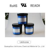 Quality 1 kg white lubricating silicon grease with no odor for thermal conduction for sale