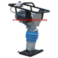 Quality CE Concrete Vibratory soil tamping rammer with robin 76kg sand Tamping Rammer for sale