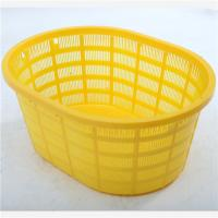 Quality Plastic crates , Oval -shaped for sale