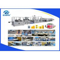 Quality Linear Type Auto Cosmetic Filling Machine, Six nozzles Sunstick filling for sale