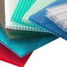 Buy cheap Light Heat Shield Polycarbonate Hollow Sheet (JFL2081) from wholesalers