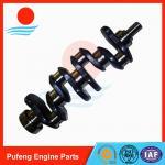 Quality ISUZU auto crankshaft 4ZA1 114-302-001 for sale