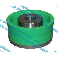 "5"" Green Dual-Duro Triplex Mud Pump Piston Polyurethane Bonded F/ Gardner Denver PAH Triplex Mud Pump Fluid End Parts"