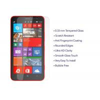 Quality 9H Hardness Nano Coating Screen Protector Toughened Glass For Nokia Lumia 635 for sale