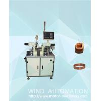 Quality Self bonded wire winding machine for slotless motor WIND-063-BW for sale