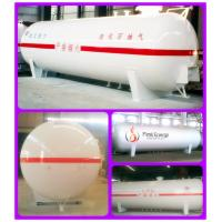 Quality Factory Direct Sale 50000liter LPG Storage Tank for sale