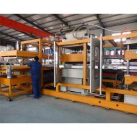 China Thermocol Vacuum Forming Disposable PS Foam Plate Manufacturing Machine Automatic on sale