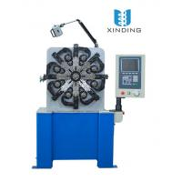 Quality Professional Torsion Spring Making Machine High Efficiency Spring Former(0.3~2.3mm) for sale
