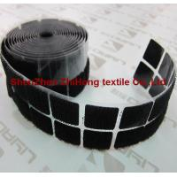 Quality Die-cutting strong glued Velcro hook and loop for sale